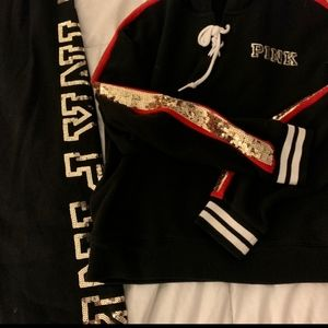 VICTORIA SECRET Pink Sweatsuit